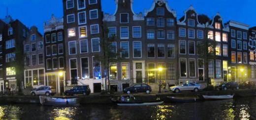 Amsterdam the Venice of the North